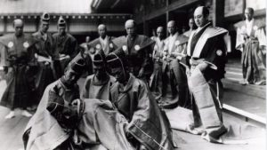 The Forty-seven Ronin of Mizoguchi